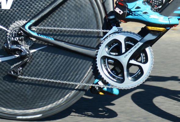 2nd#Chris Marsh#Motive Pedal Power