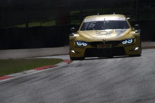 3#Andy Leeder#BMW Racer