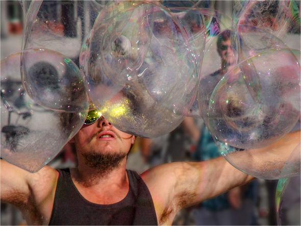 3rd#Chris Holt#Balloon Man