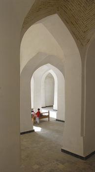3rd#Jo Halpin Jones#Bokhara mosque, Uzbekistan