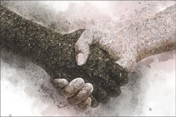 3rd#RexMakemson#Rock Solid Friendship