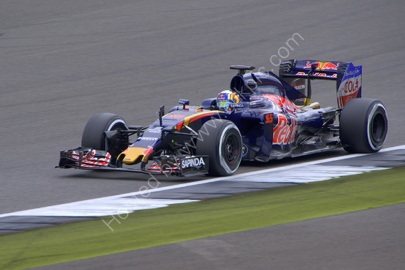 2nd. Carlos sainz, Red Bull Andy Leeder