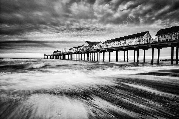 1st. Southwold pier Pete Sorrell