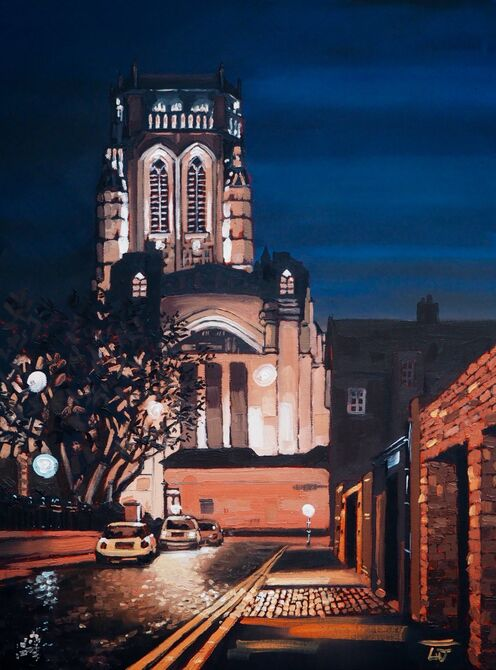 Anglican Cathedral, 2020