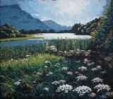 Llyn Gwernan, Spring