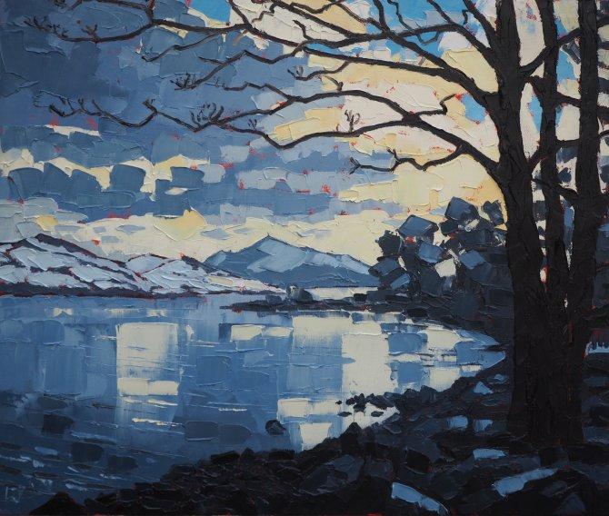 Aran Benllyn, Winter1