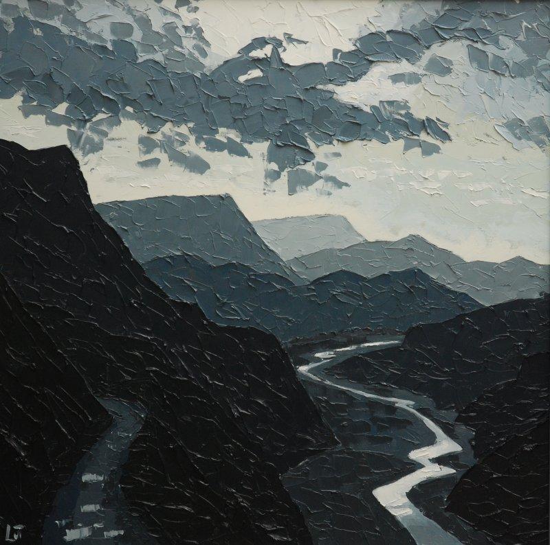 Mawddach from old precipice