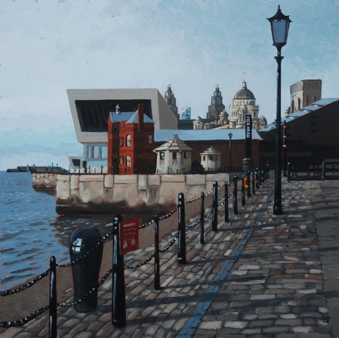 Liverpool graces,old and new