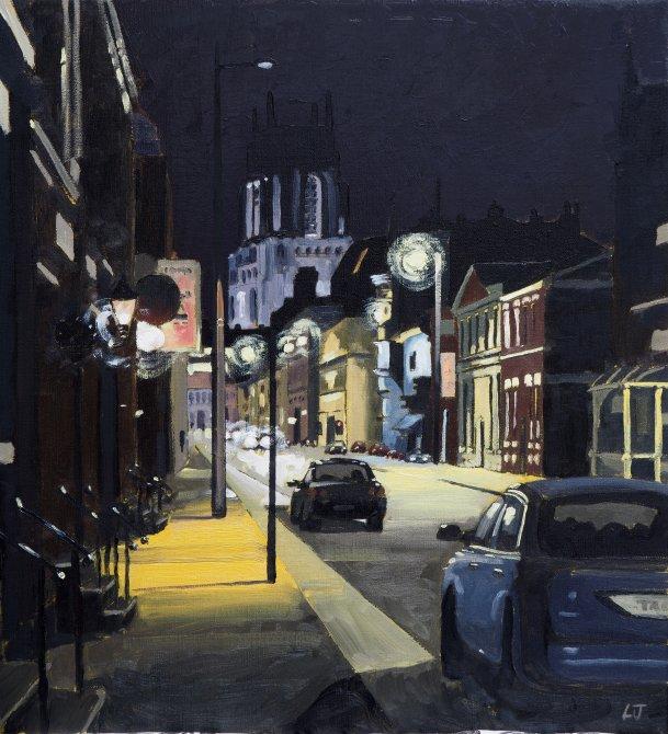 Hope Street Light