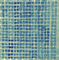 2015, pigment on linen