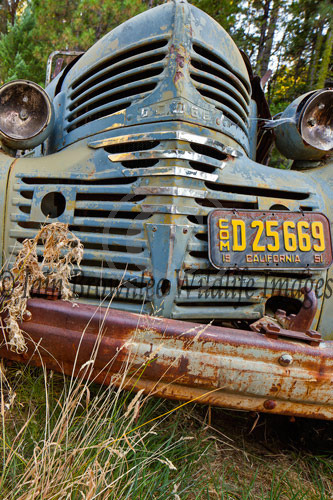 Old Cars - Yosemite