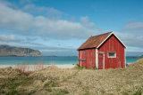 Fishermans Hut near Ramberg