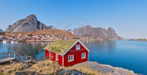 Reine Lofoten Islands