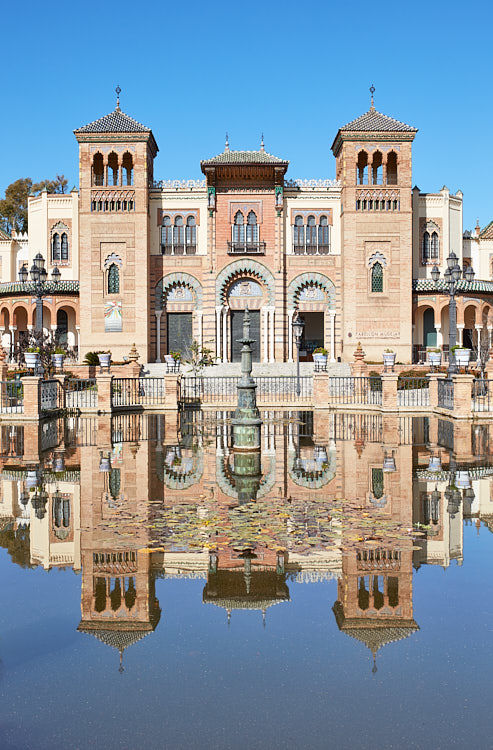 Reflections in Seville