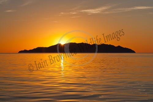 Sunrise - Sea of Cortez