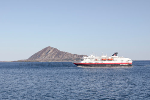 Arctic Norway with Hurtigruten Ferry