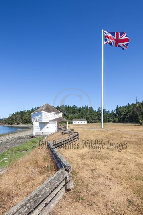 English Camp San Juan Islands
