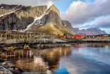 Reine in the Lofoten Islands.