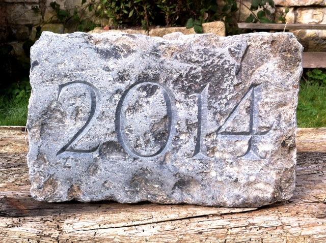 2014 Date Stone