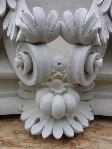 Corinthian Capital, detail