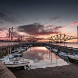 South Queensferry Harbour @ Sunrise