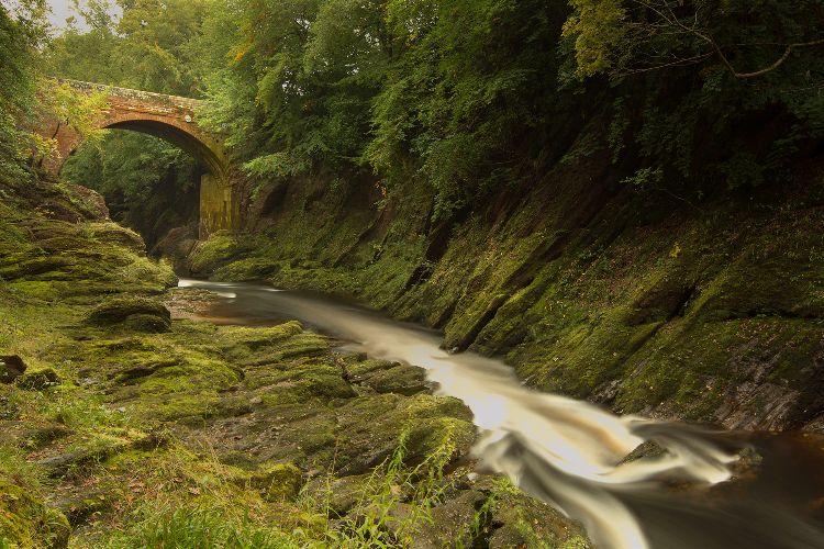 Gannochy Bridge