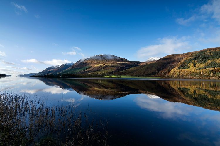 Great glen reflections
