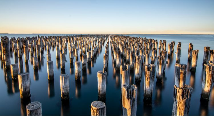 Princes Pier, Port Philip, Melbourne