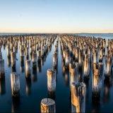 Princes Pier, Port Philip, Melbourne