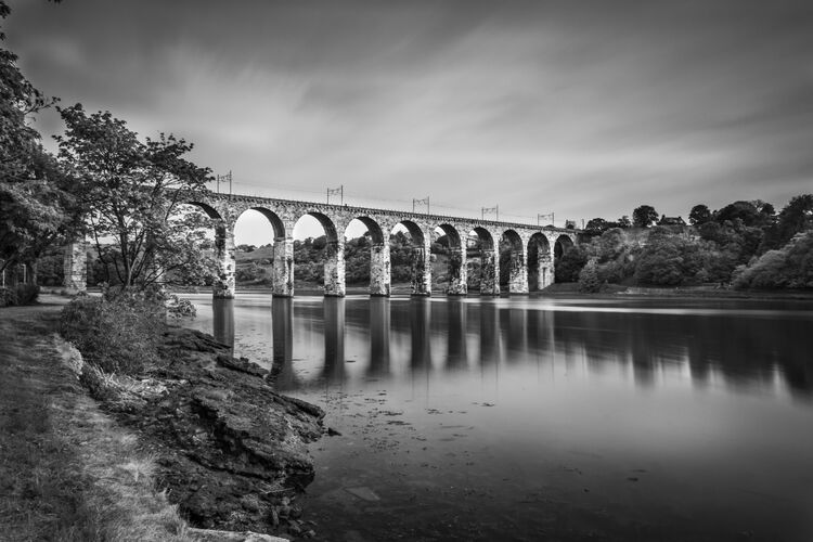 Berwick Upon tweed, East coast Line viaduct
