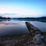kinlochard pier @ Sunrise