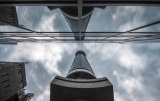 BT Tower Reflection