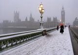 Wintry Westminster