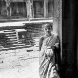 Buddhist Monk, Cambodia