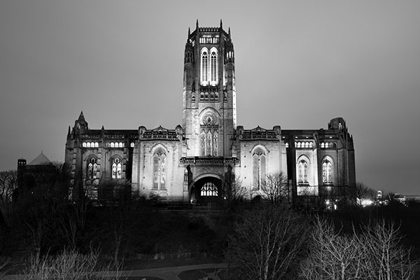 Liverpool Cathedral #4