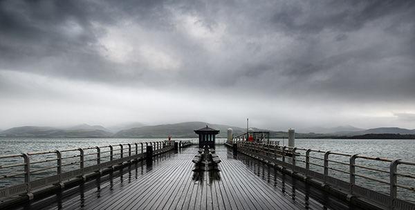 Beaumaris Pier, Anglesey
