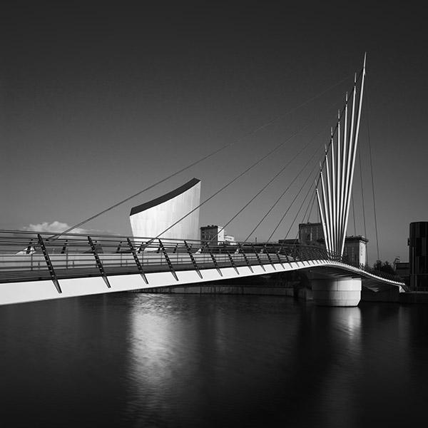 Media City Footbridge #3