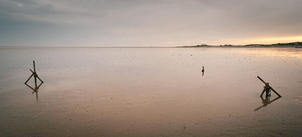 Last Light - Morecambe Bay