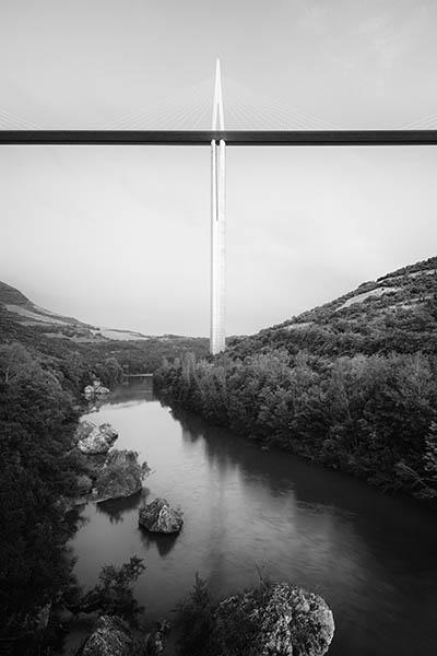Millau Viaduct #1