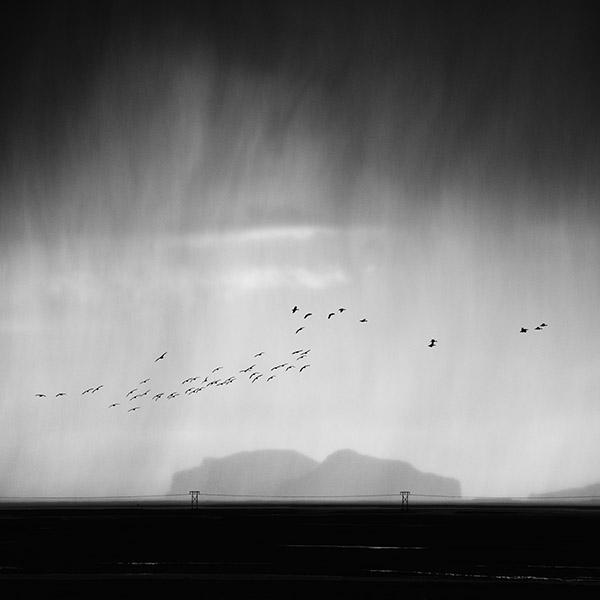 Rainstorm, Iceland