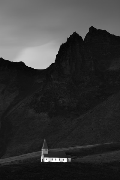 Vik Church, Iceland