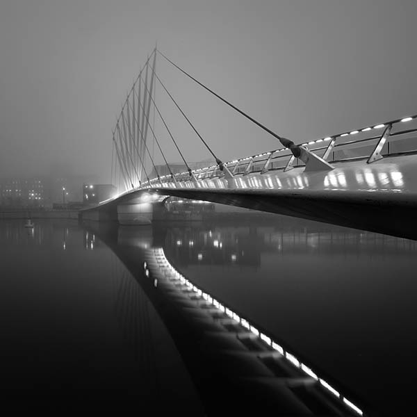 Media City Footbridge #2