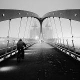 Millenium Bridge, Salford Quays