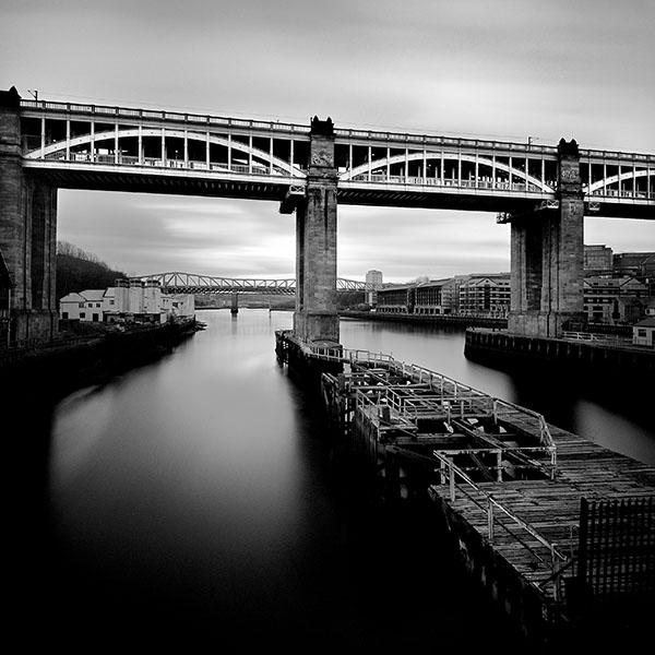 """High Level Bridge"", Newcastle"