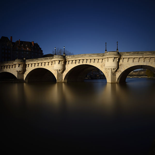Pont Neuf at Dawn