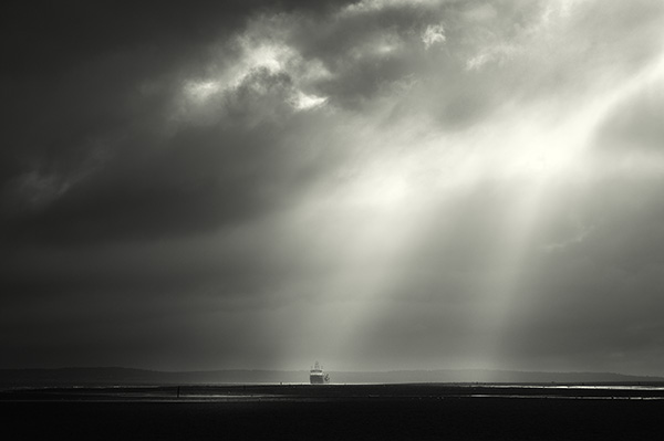 Light on the River Dee