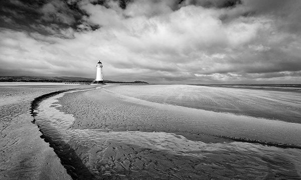 Point of Ayr Lighthouse #1
