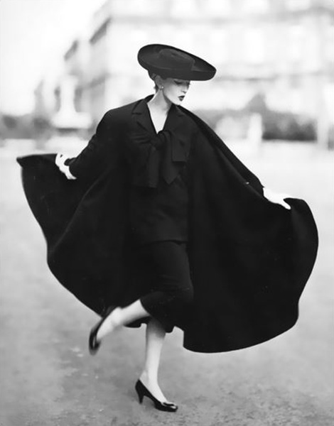 Richard Avedon, Harper's Bazaar, 1950