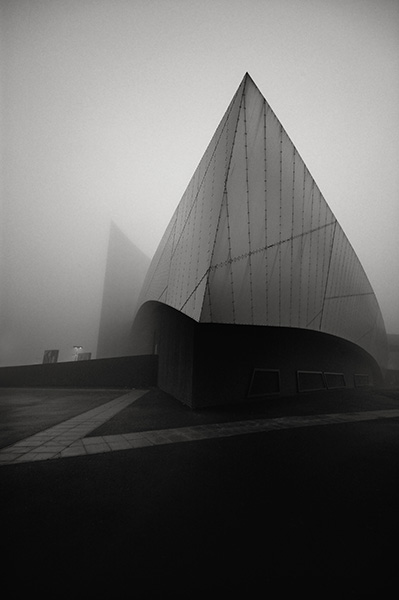 Libeskind's War Museum, Manchester