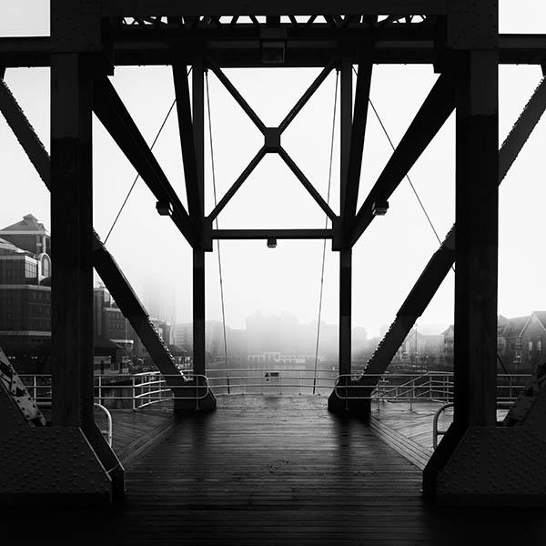 Detroit Bridge, Salford Quays
